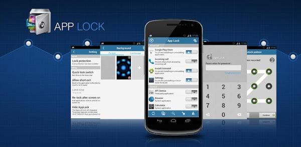 دانلود AppLock Premium 3.0.3 برنامه قفل اپلیکیشن ها برای اندروید