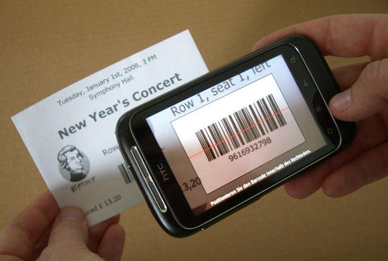 دانلود 108-Barcode Scanner 4.7.8 برنامه بارکد خوان برای اندروید