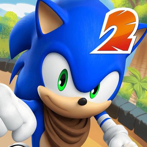 دانلود Sonic Dash 2: Sonic Boom 1.7.17 بازی سونیک دش 2 برای اندروید + آیفون