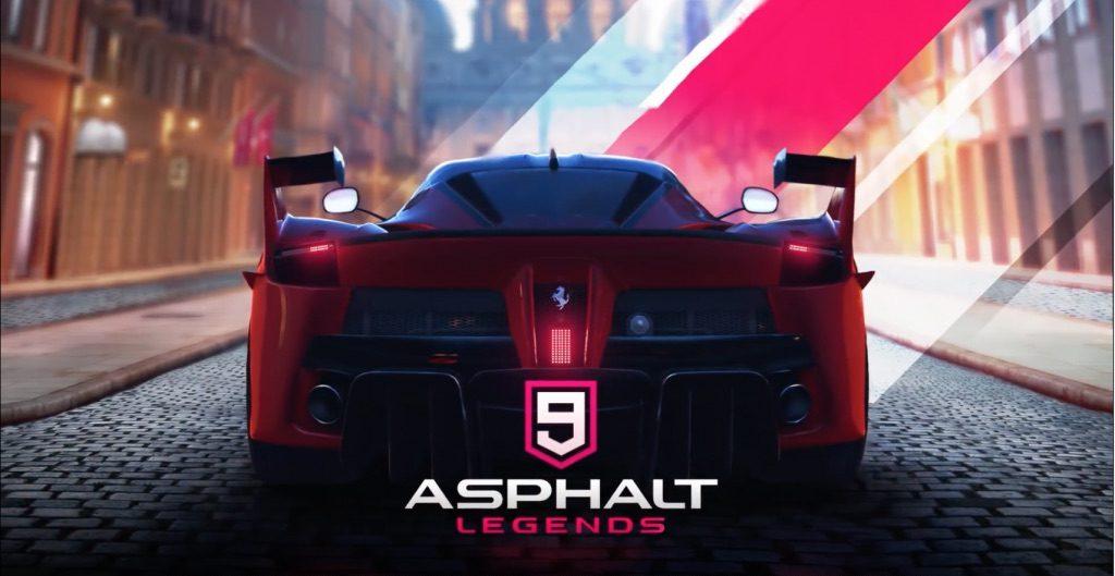 دانلود بازی آسفالت 9 Asphalt 9: Legends 3.0.2a برای اندروید و آیفون