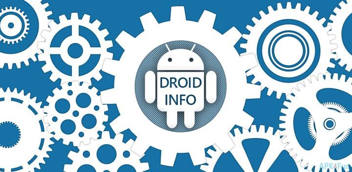 دانلود Droid Hardware Info 1.2.3 برنامه مشاهده اطلاعات سخت افزار در اندروید