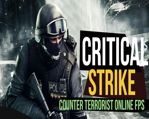 دانلود بازی کانتر استریک Critical Strike CS 9.59 برای اندروید