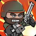 دانلود بازی دودل آرمی 2 Doodle Army 2 : Mini Militia 4.3.0 برای اندروید