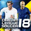 دانلود Dream League Soccer 2018 5.064 بازی لیگ رویایی فوتبال 2018 برای اندروید