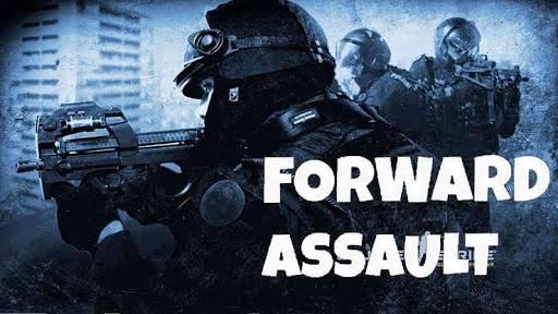 دانلود Forward Assault 1.2015 بازی اکشن حمله رو به جلو برای اندروید و آیفون