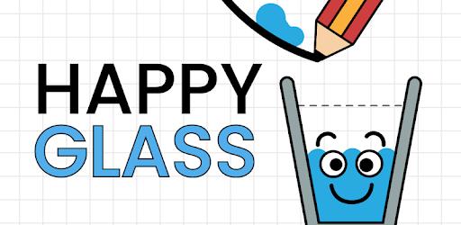 دانلود بازی لیوان خوشحال Happy Glass 1.0.59 برای اندروید و آیفون