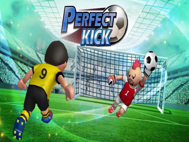 دانلود بازی پرفکت کیک 2.4.5 Perfect Kick برای اندروید