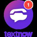 دانلود TextNow 6.13.0.2 برنامه تکست ناو ساخت شماره مجازی برای اندروید