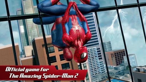 دانلود The Amazing Spider-Man 2 1.2.8d بازی مرد عنکبوتی 2 اندروید