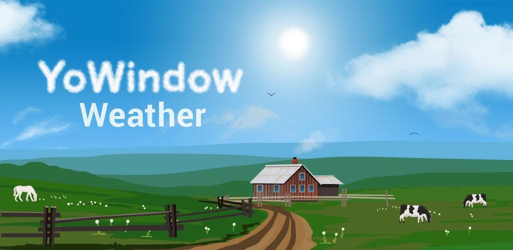 دانلود YoWindow Weather 2.26.10 برنامه هواشناسی قدرتمند برای اندروید