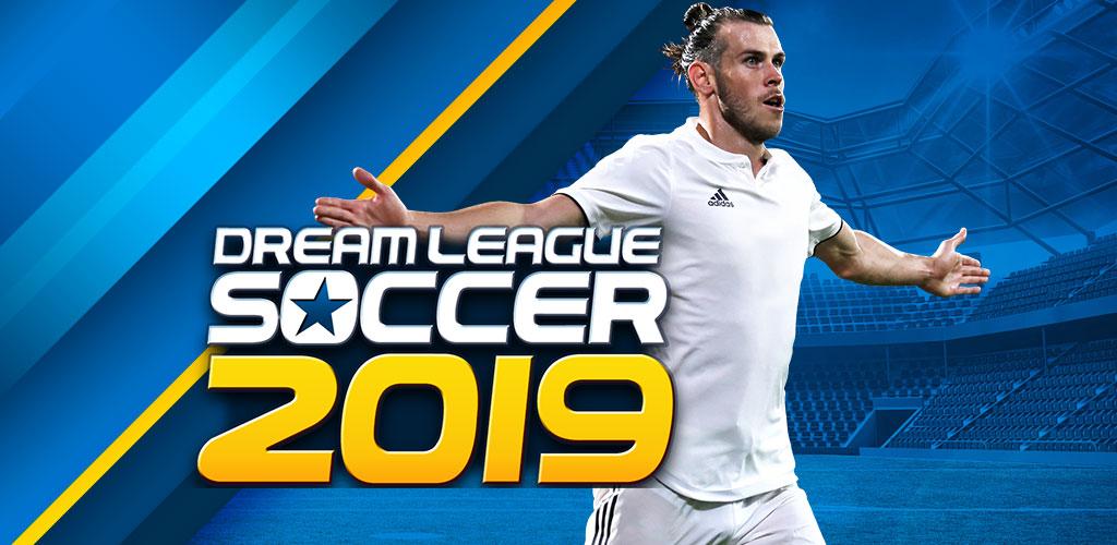 دانلود Dream League Soccer 2019 6.14 بازی لیگ رویایی فوتبال 2019 برای اندروید