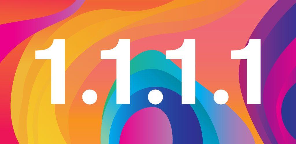 دانلود 1.1.1.1 نسخه 5.4.1186 بهترین برنامه تغییر دی ان اس برای اندروید و آیفون