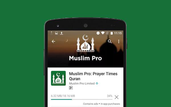 دانلود مسلم پرو Muslim Pro 12.1.5 برنامه جامع مذهبی برای اندروید و آیفون