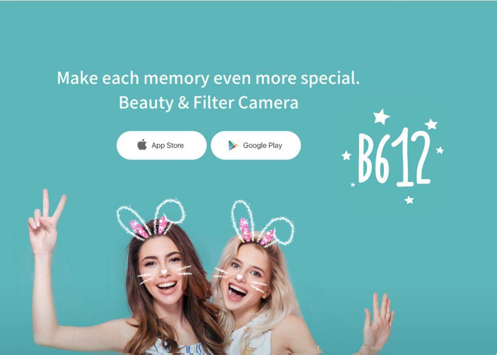 دانلود بی 612 9.10.6 B612 برنامه افکت گذاری زنده و جذاب تصاویر برای اندروید
