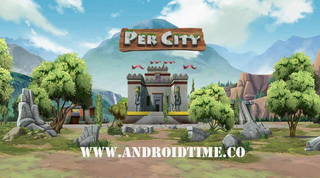 دانلود بازی پرسیتی 1.25.4.4880 PerCity شکوه شهر پارسی برای اندروید و آیفون