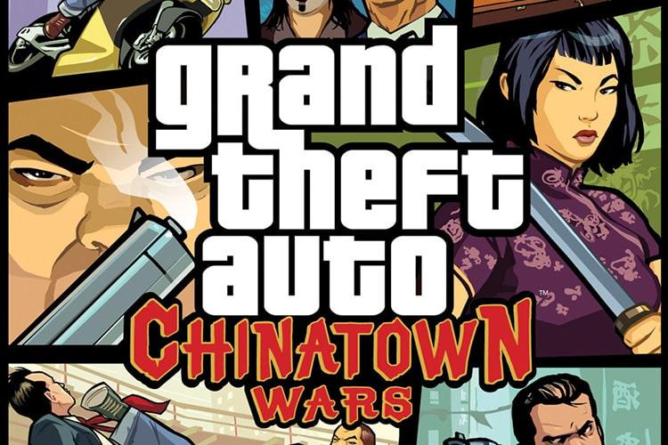 دانلود بازی جی تی ای جنگ محله چینیها GTA: Chinatown Wars 1.04 اندروید