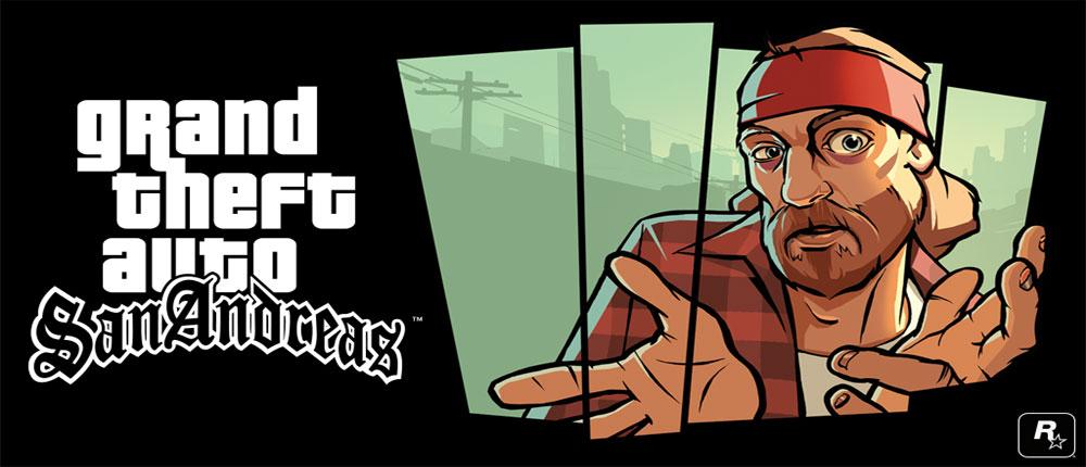 دانلود بازی جی تی ای 5 سن آندریاس GTA: San Andreas 2.00 اندروید