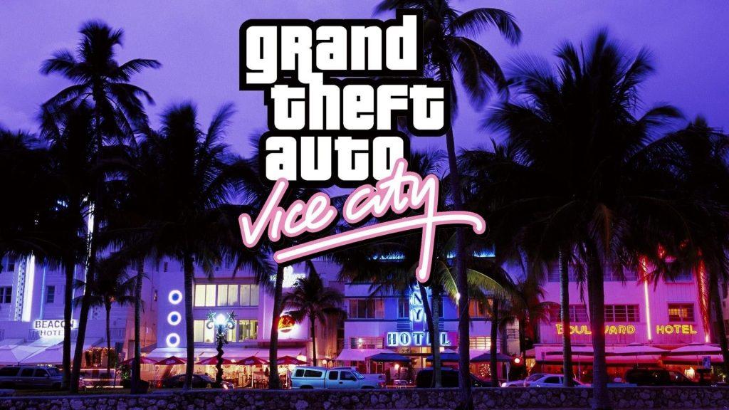 دانلود بازی جی تی ای وایس سیتی 1.09 GTA: Vice City برای اندروید و آیفون