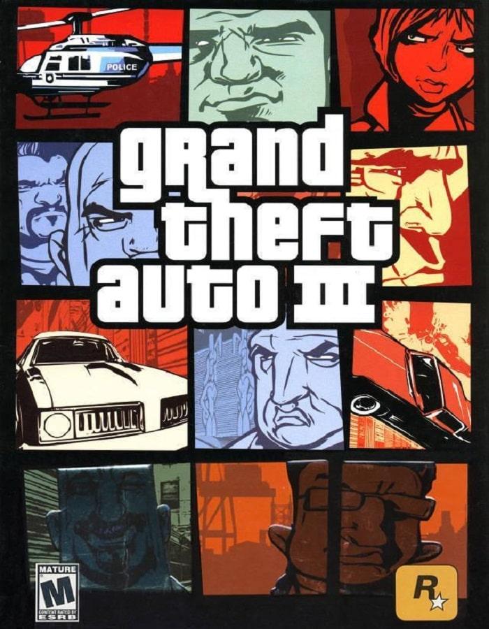 دانلود 1.8 Grand Theft Auto III بازی جی تی ای 3 برای اندروید و آیفون