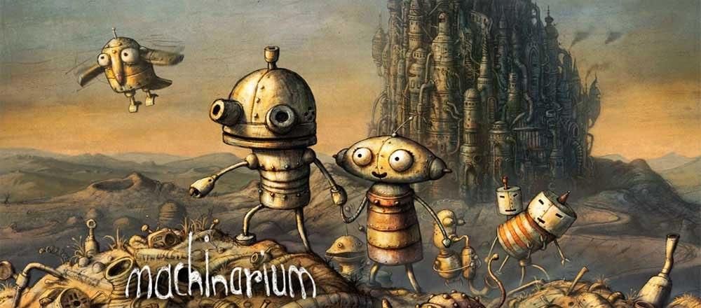 دانلود بازی ماشیناریوم Machinarium 2.5.6 برای اندروید و آیفون