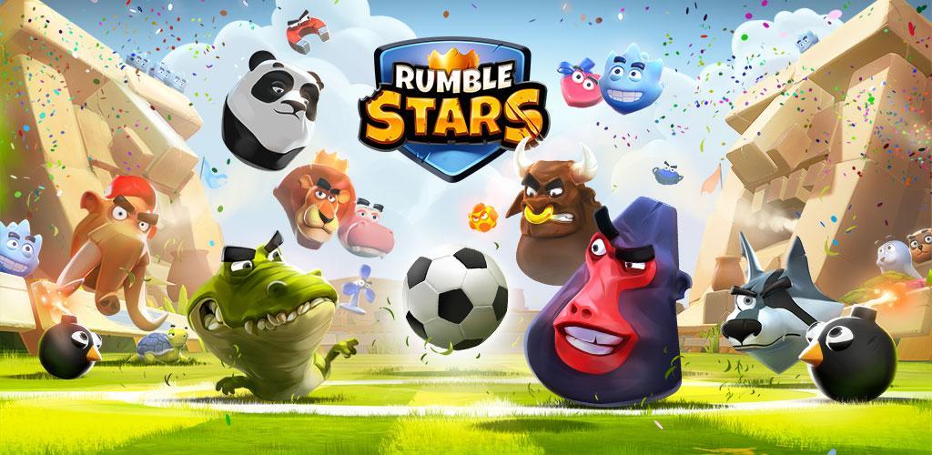 دانلود رامبل استارز Rumble Stars Football 1.5.2.5 اندروید و آیفون
