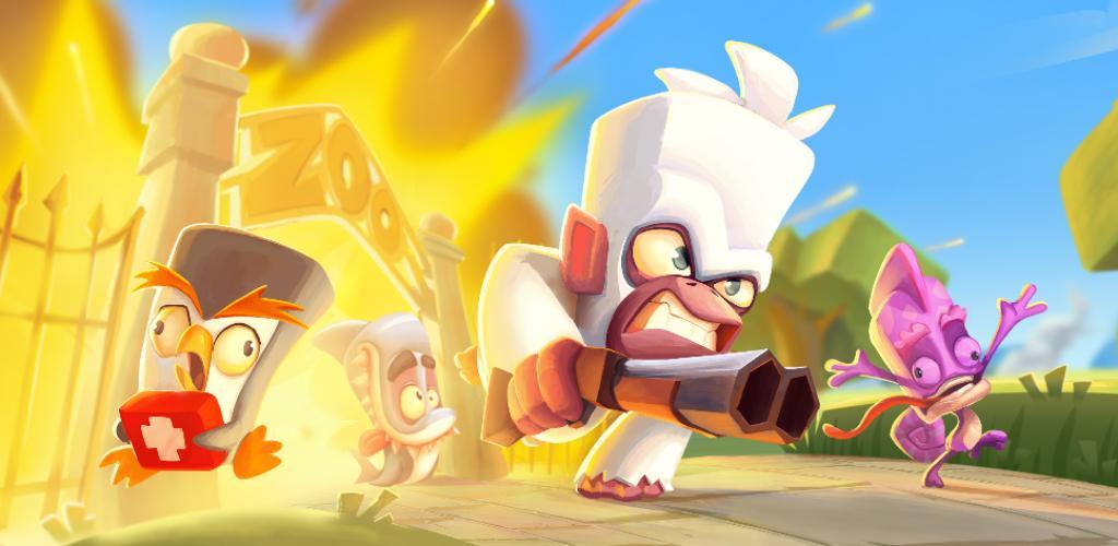دانلود بازی زوبا Zooba: Free-for-all - Adventure Battle 2.0.1 اندروید