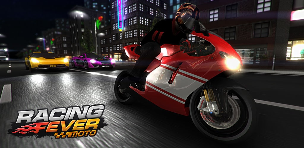 دانلود بازی ریسینگ فور موتور Racing Fever: Moto 1.81.0 اندروید و آیفون
