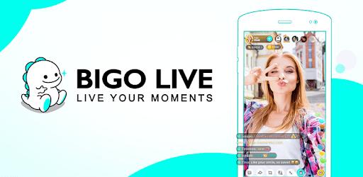 دانلود بیگو لایو 4.44.3 Bigo Live برنامه گفتگوی ویدیویی برای اندروید و آیفون