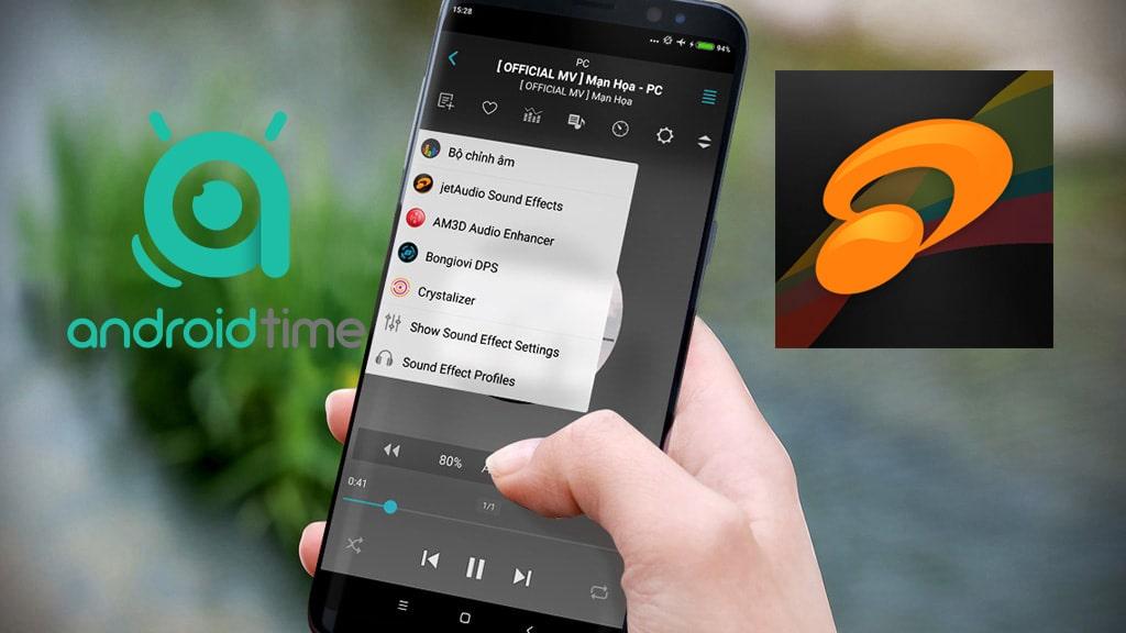 دانلود جت اودیو پلاس 10.4.3 jetAudio Music Player Plus اندروید و آیفون
