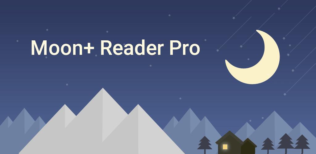 دانلود مون ریدر Moon+ Reader Pro 6.7 برنامه کتابخوان برای اندروید