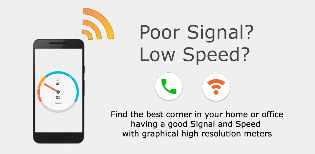 دانلود Signal Strength 23.1.1 بررسی قدرت سیگنال ارتباطی برای اندروید
