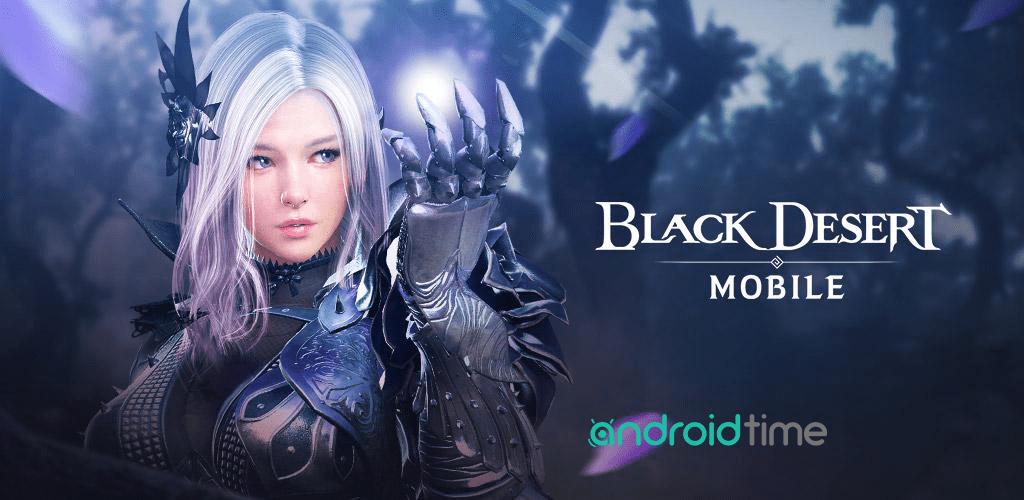 دانلود بازی بلک دیزرت موبایل Black Desert Mobile 4.4.2 اندروید و آیفون