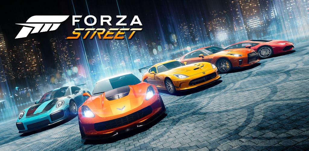 دانلود فورزا استریت Forza Street 34.0.7 برای اندروید + آیفون + ویندوز