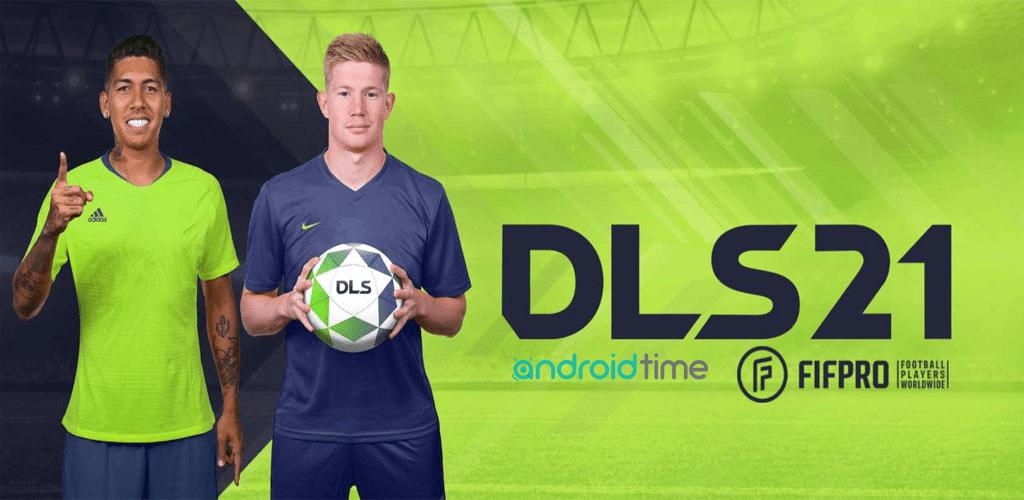 دانلود بازی دریم لیگ 2021 Dream League Soccer 2021 8.06 اندروید