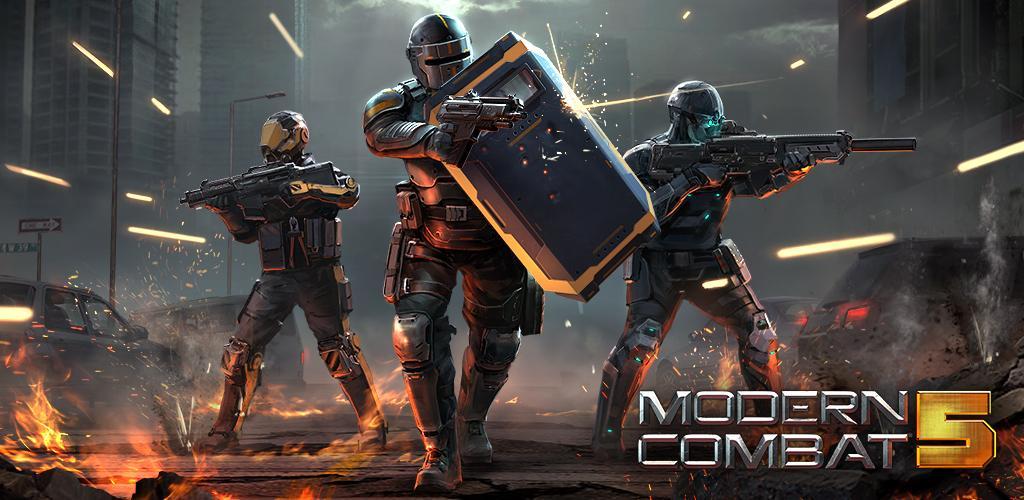 Modern Combat 5 eSports FPS