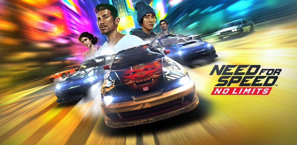 دانلود بازی نیدفور اسپید نامحدود Need for Speed No Limits برای اندروید و آیفون