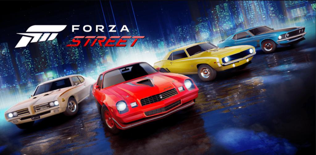 دانلود فورزا استریت Forza Street 38.1.0 برای اندروید + آیفون + ویندوز